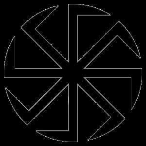 Starší slovanský symbol Slunce a jeho cyklu - kolovrat